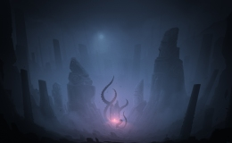 Monoliths, personal work, because CThulhu - Right+Click, open image in  a new tab to view full size
