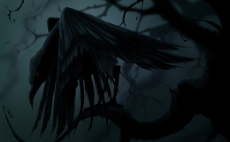 The Raven, Halloween contribution, personal work